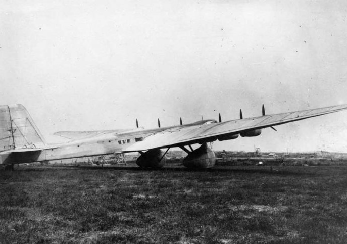 Pesawat Terbesar Di Dunia Yang Pernah Di Buat Rusia