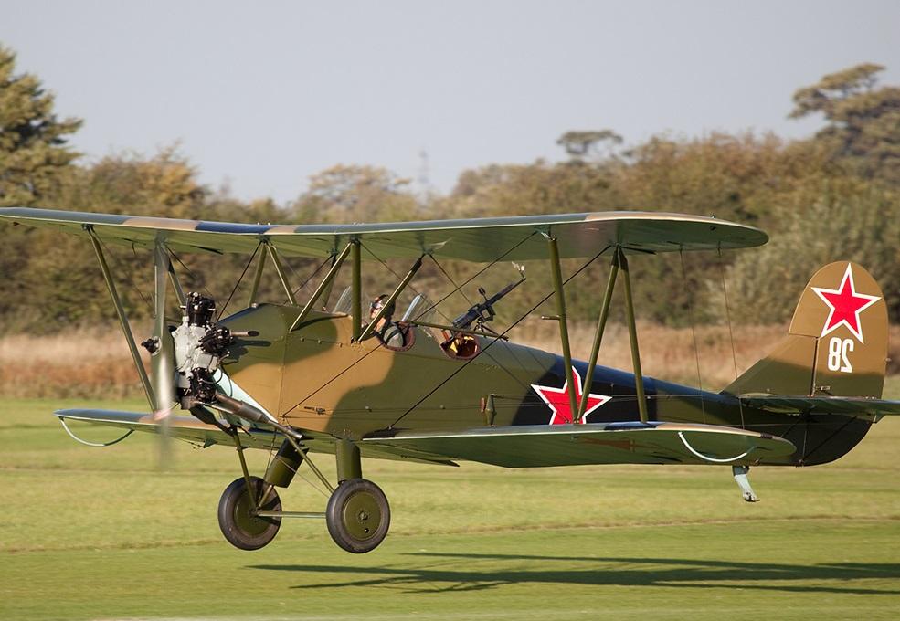 Pesawat Perang Dunia Terbaik Soviet PO-2